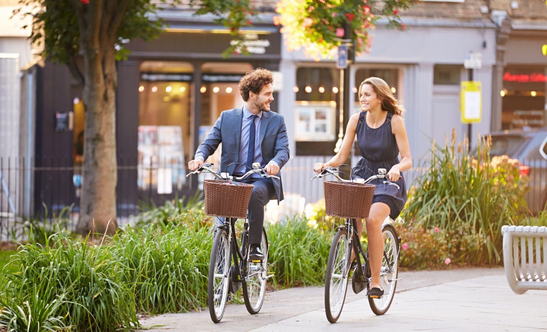 parkovanie bicyklov